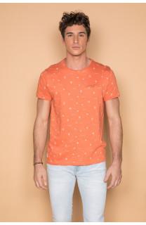 T-shirt T-shirt MEXICO Man S19113 (41988) - DEELUXE-SHOP