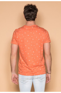 T-shirt T-shirt MEXICO Man S19113 (41989) - DEELUXE-SHOP