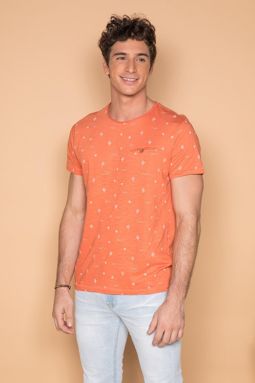 T-shirt T-shirt MEXICO Man S19113 (41991) - DEELUXE-SHOP