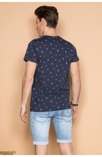 T-shirt T-shirt MEXICO Man S19113 (41994) - DEELUXE-SHOP