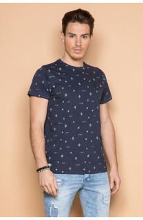 T-shirt T-shirt MEXICO Man S19113 (41995) - DEELUXE-SHOP