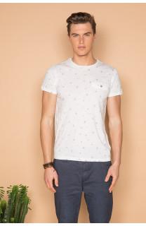 T-shirt T-shirt MEXICO Man S19113 (41999) - DEELUXE-SHOP