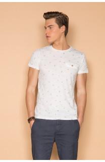 T-shirt T-shirt MEXICO Man S19113 (42000) - DEELUXE-SHOP