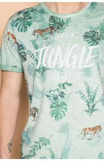 T-shirt JOSHUA Homme Deeluxe
