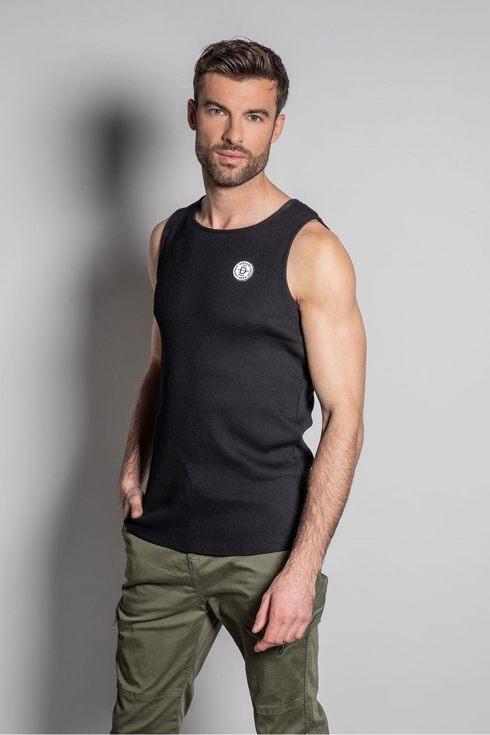 Tank Top Tank Top JINOSON Man S191307 (42046) - DEELUXE-SHOP