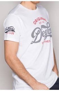 T-Shirt T-shirt GRANT Man S19176 (42137) - DEELUXE-SHOP