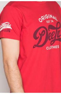T-Shirt T-shirt GRANT Man S19176 (42142) - DEELUXE-SHOP