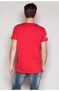 T-Shirt T-shirt GRANT Man S19176 (42143) - DEELUXE-SHOP