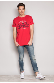 T-Shirt T-shirt GRANT Man S19176 (42145) - DEELUXE-SHOP