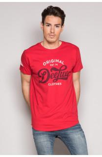 T-Shirt T-shirt GRANT Man S19176 (42146) - DEELUXE-SHOP