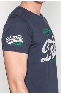 T-Shirt T-shirt GRANT Man S19176 (42147) - DEELUXE-SHOP