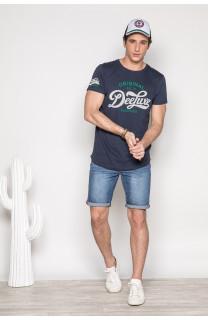 T-Shirt T-shirt GRANT Man S19176 (42150) - DEELUXE-SHOP