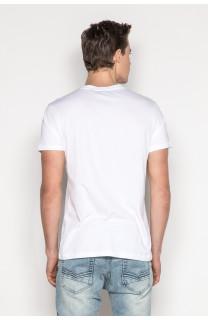 T-shirt T-shirt ENFIELDON Man S19188 (42185) - DEELUXE-SHOP