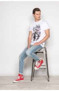 T-shirt T-shirt ENFIELDON Man S19188 (42186) - DEELUXE-SHOP