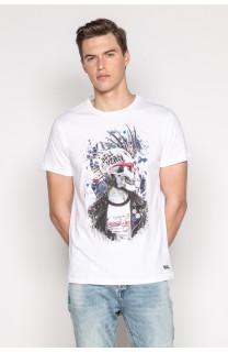 T-shirt T-shirt ENFIELDON Man S19188 (42188) - DEELUXE-SHOP