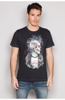 T-shirt T-shirt ENFIELDON Man S19188 (42190) - DEELUXE-SHOP