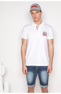 Polo shirt Polo shirt DRISKY Man S19231 (42212) - DEELUXE-SHOP