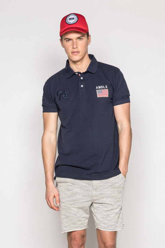 Polo shirt Polo shirt DRISKY Man S19231 (42223) - DEELUXE-SHOP