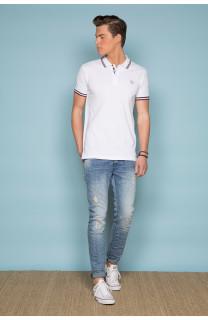 Polo shirt Polo shirt BRITLEY Man S19216 (42232) - DEELUXE-SHOP