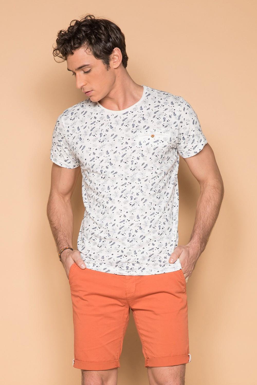T-shirt T-shirt BOTA Man S19121 (42262) - DEELUXE-SHOP