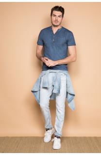 T-Shirt T-shirt BENY Man S19187 (42271) - DEELUXE-SHOP