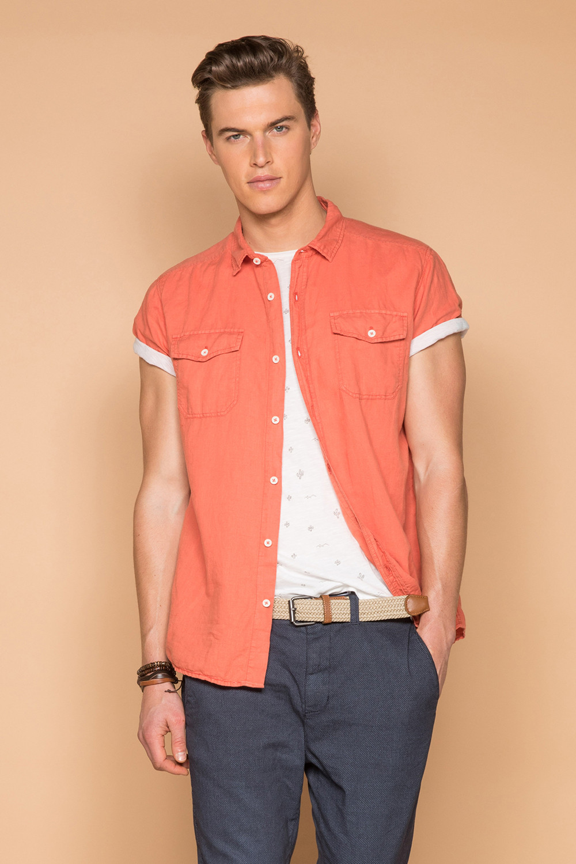 Shirt Shirt BOBBY Man S19434 (42342) - DEELUXE-SHOP