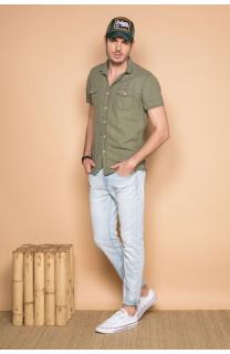 Shirt Shirt BOBBY Man S19434 (42346) - DEELUXE-SHOP
