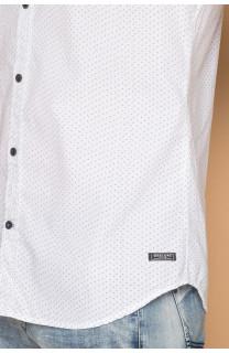 Shirt Shirt DOTZY Man S19438 (42358) - DEELUXE-SHOP