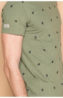 T-shirt T-shirt COYOTE Man S19105 (42372) - DEELUXE-SHOP
