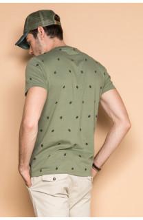 T-shirt T-shirt COYOTE Man S19105 (42373) - DEELUXE-SHOP