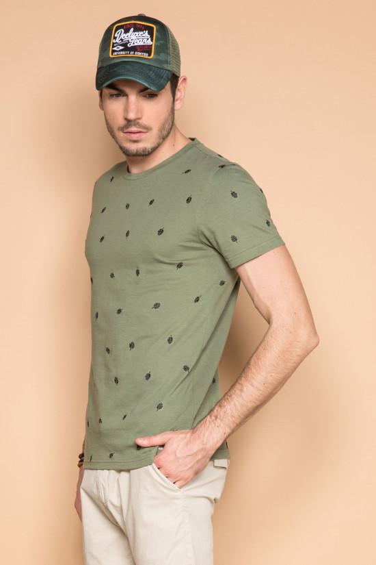 T-shirt COYOTE Man S19105 (42376) - DEELUXE-SHOP