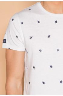 T-shirt T-shirt COYOTE Man S19105 (42377) - DEELUXE-SHOP