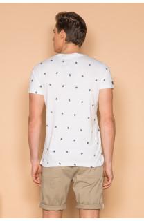T-shirt T-shirt COYOTE Man S19105 (42379) - DEELUXE-SHOP