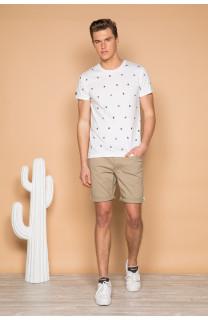 T-shirt T-shirt COYOTE Man S19105 (42380) - DEELUXE-SHOP