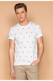 T-shirt T-shirt COYOTE Man S19105 (42381) - DEELUXE-SHOP