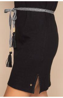 Dress Dress TIME Woman S19212W (42392) - DEELUXE-SHOP