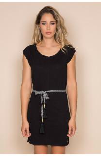 Dress Dress TIME Woman S19212W (42394) - DEELUXE-SHOP