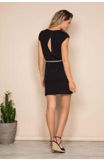 Dress Dress TIME Woman S19212W (42395) - DEELUXE-SHOP