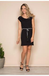 Dress Dress TIME Woman S19212W (42396) - DEELUXE-SHOP