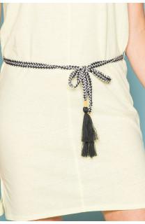 Dress Dress TIME Woman S19212W (42398) - DEELUXE-SHOP