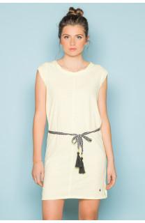 Dress Dress TIME Woman S19212W (42399) - DEELUXE-SHOP