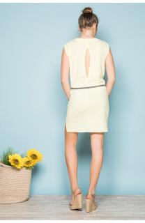 Dress Dress TIME Woman S19212W (42400) - DEELUXE-SHOP