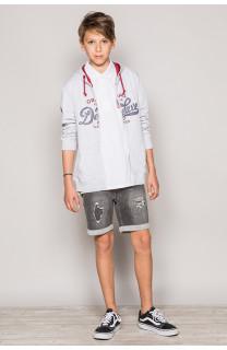 Sweatshirt VAREK Boy S19526B (42492) - DEELUXE-SHOP