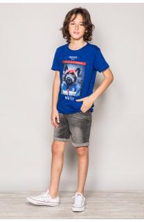 T-shirt T-shirt BANDIDO Boy S19190B (42588) - DEELUXE-SHOP
