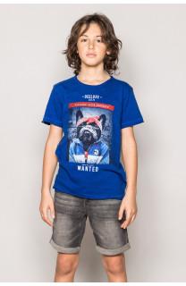 T-shirt T-shirt BANDIDO Boy S19190B (42589) - DEELUXE-SHOP