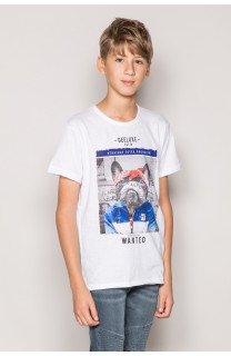 T-shirt T-shirt BANDIDO Boy S19190B (42592) - DEELUXE-SHOP