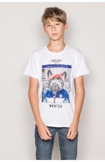 T-shirt T-shirt BANDIDO Boy S19190B (42594) - DEELUXE-SHOP