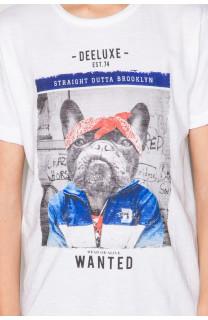 T-shirt T-shirt BANDIDO Boy S19190B (42596) - DEELUXE-SHOP