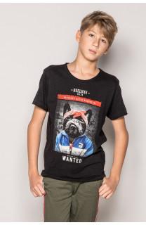 T-shirt T-shirt BANDIDO Boy S19190B (42597) - DEELUXE-SHOP