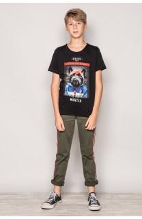 T-shirt T-shirt BANDIDO Boy S19190B (42598) - DEELUXE-SHOP